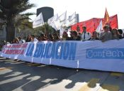 Cones llama a una nueva marcha para el 5 de mayo y nos descarta recurrir a las tomas