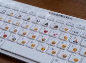 Lanzan teclado físico con emoji que promete ahorrarnos tiempo al momento de chatear