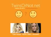 Twins Or Not, la página que te permite saber qué tan parecido eres a alguien