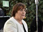 """Ministra Delpiano por protestas de secundarios: """"En la calle es más difícil entenderse"""