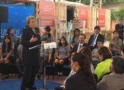 Contrapeso: el plan de la Junaeb para combatir la obesidad escolar
