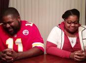 [VIDEO] Padre e hija se enfrentan en una batalla de beatbox y este es el resultado