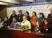 Colegio de Profesores suspende paro indefinido iniciado hace 57 días