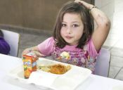 Estudio de la Junaeb dio a conocer que 1 de cada 4 estudiantes tiene sobrepeso