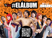 Lanzarán álbum coleccionable con youtubers chilenos