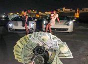 10 adolescentes ricos que alardean de su fortuna en Instagram