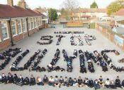 [VIDEO] Esta fue la reacción de un estudiante frente a compañero que le hacía Bullying