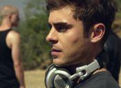 Así se ve Zack Efron como DJ en la nueva película que protagoniza junto a Emily Ratajkowski