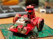 Equipo de robótica chileno participará en competencia mundial este fin de semana