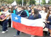 Más de 150 mil personas marcharon por la Educación este jueves en Santiago
