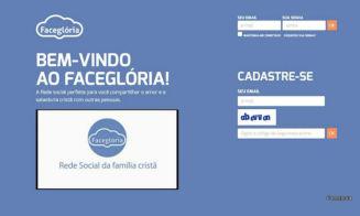 Facegloria, el Facebook de los fanáticos religiosos en donde no se pueden decir groserías