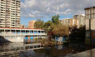 Liceos de la Región Metropolitana adelantan vacaciones de invierno ante tomas