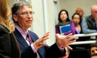 11 reglas de la vida para los jóvenes según Bill Gates
