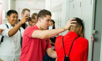 84 % de los estudiantes declaró haber sido testigo de bullying en su colegio