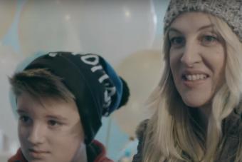 #Elviajedesuvida: La conmovedora campaña de la Unicef para reflexionar sobre los refugiados