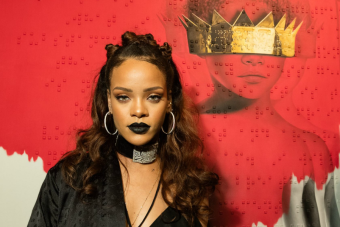 Rihanna lanza su nuevo disco de forma exclusiva a través de TIDAL