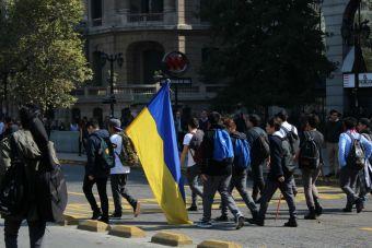Estudiantes confirman marcha para hoy y comenzará en Santa Lucía