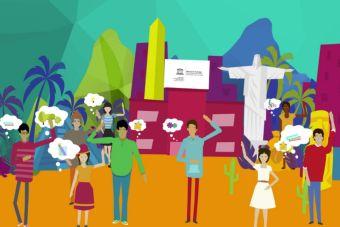 Video de la Unesco muestra los resultados de consulta educativa a jóvenes de Latinoamérica