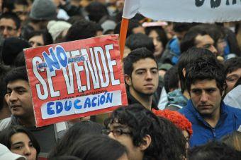 Intendencia rechazó marcha estudiantil por las calles de Providencia