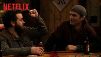 Ashton Kutcher protagoniza la nueva serie de Netflix