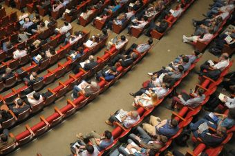 Inscríbete en el encuentro vocacional hecho para todos los que estudiarán pedagogía
