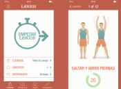 Seven,  la app que invita a ejercitarse en minutos de ejercicios