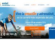 Entel Mountainbike Challenge - 25 de octubre 2014