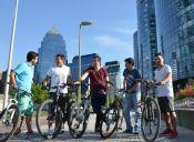 App chilena de bicicletas destaca en concurso internacional
