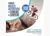 MEDS ofrece Jornada Médico Kinésica sobre ciclismo de ruta y montaña