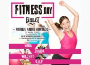 Fitness Day y Expo Woman se toman el Parque Padre Hurtado