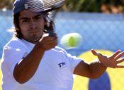 Julio Peralta avanza 74 posiciones en el ránking ATP