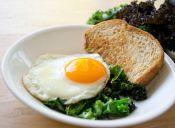 ¿Es bueno todo el huevo o solo una parte?