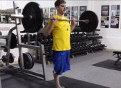 [Videos] Travis Pollen, el entrenador que bate récords con una pierna