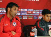 """Miguel Ponce, entrenador de Chile Sub 17: """"Debe haber continuidad en las selecciones menores"""""""