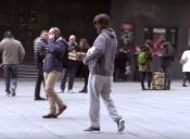 [Video] Cristiano Ronaldo se disfraza de vagabundo