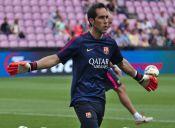 Para la UEFA Claudio Bravo no es ganador de la Champions League