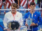Novak Djokovic campeón del US Open 2015