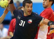 Dispar resultados de Chile en segunda fecha de sudamericano de balonmano