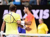 Rafael Nadal pierde en primera ronda del Abierto de Australia