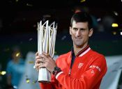 Novak Djokovic gana el Master de Shanghai