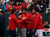 Caídas marcan el último ranking ATP del año para los chilenos