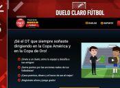 El sueño de ser un DT ya es posible con DueloClaro.Fútbol