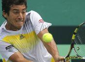 Nuevos puestos de los tenistas chilenos en e ranking ATP