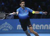 Primera fecha del Master de Londres: Djokovic intratable y  Federer se mantiene