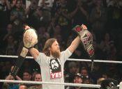 Daniel Bryan se despidió emotivamente de la WWE