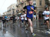 Tres atletas kenianos alcanzaron el podio en la maratón de Jerusalén