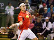 Masters 1000 Miami: Kei Nishikori venció a Robert Bautista y pasa a cuartos de final