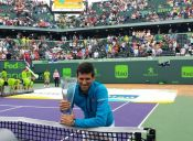 Novak Djokovic gana Master 1000 Miami y supera marca de Andre Agassi
