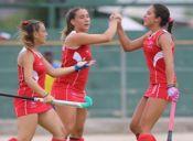 Diablitas pasan a semifinales en Panamericano Junior de hockey césped: