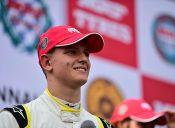 Mick Schumacher participará en dos campeonatos de Fórmula 4